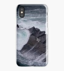 Ocean's torments iPhone Case/Skin