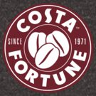 Costa Coffee Parody - Costa Fortune by EdwardDunning