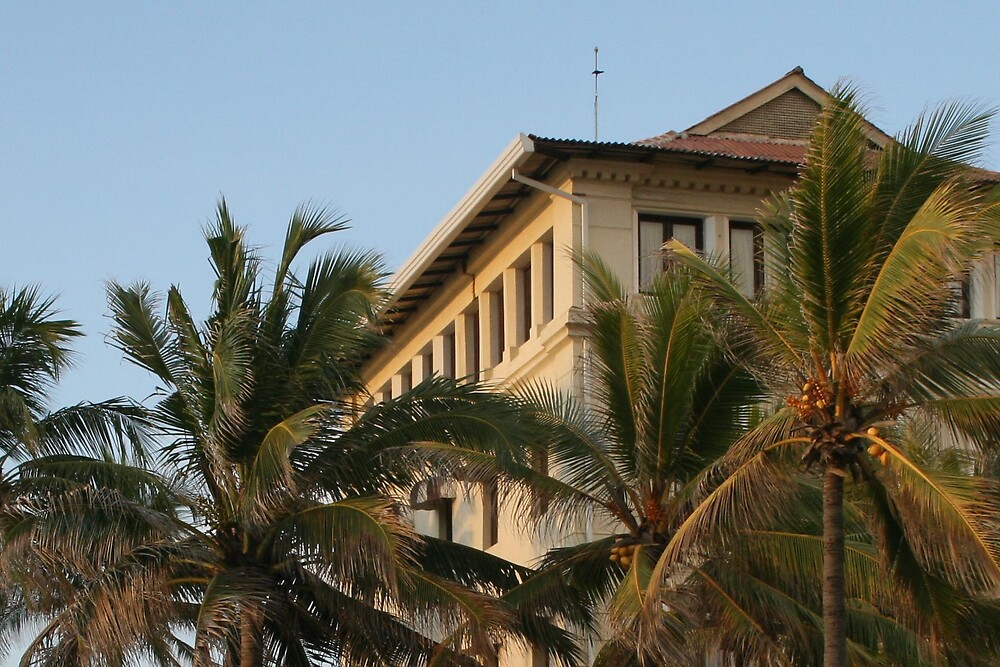 Galle Face Hotel, Colombo by lightoflanka