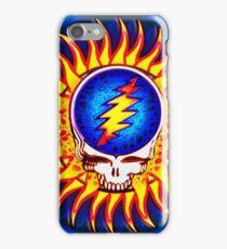 Sunburst Summer Grateful Dead Tribute iPhone Case/Skin