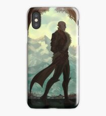 Halls of Arlathan iPhone Case/Skin