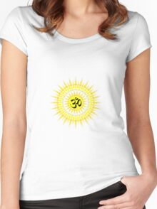 OM - Glory Women's Fitted Scoop T-Shirt