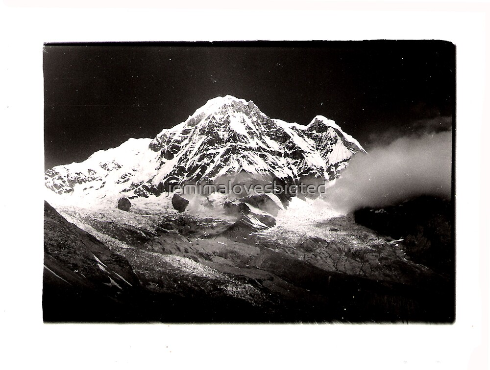 Annapurna by jemimalovesbigted