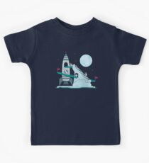 Penguin Space Race Kids Clothes