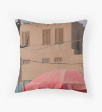 Kashgar, Old City Throw Pillow