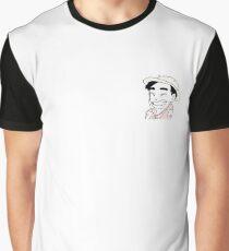 Safari Man Graphic T-Shirt