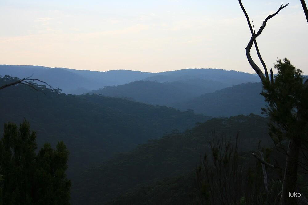 Otway Hills by luko