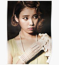 Short haired IU Poster