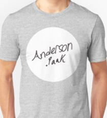 Anderson .Paak Design 2 Unisex T-Shirt