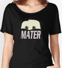 Mater - Cars 3 Women's Relaxed Fit T-Shirt