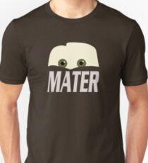 Mater - Cars 3 Unisex T-Shirt