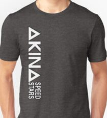 Akina Speed Stars Unisex T-Shirt