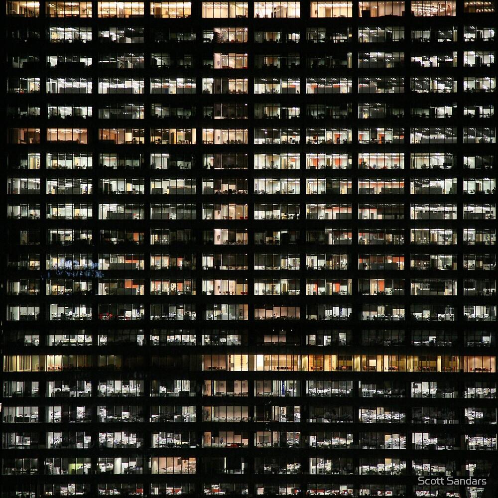 office space by Scott Sandars