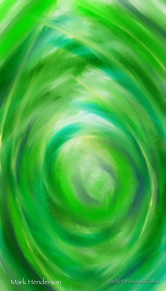 Blurred (Green) Vision by darkhorseaustralia