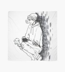 delinquent yoongi Scarf