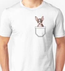 Pocket Chihuahua Unisex T-Shirt