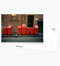 Bin Posse Postcards