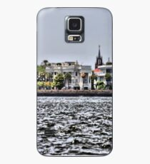 Charleston from the harbor Case/Skin for Samsung Galaxy