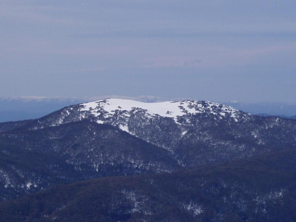 Mountain top by HamRadio
