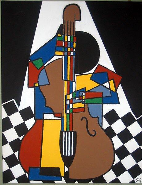 jazz - bass by hi8us