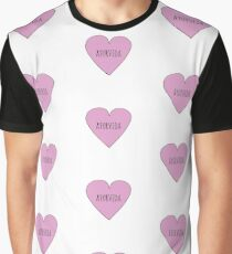 Ayurveda Love  Graphic T-Shirt