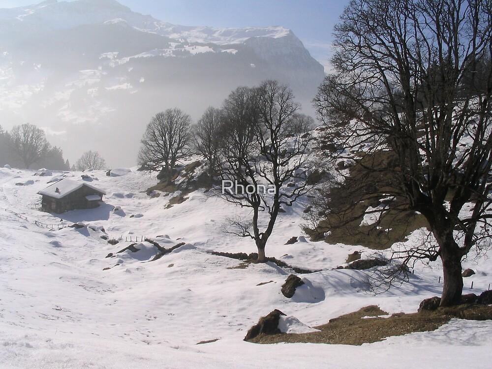 Grindelwald by Rhona