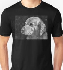 GOLDEN RETRIEVER- Gracie Unisex T-Shirt