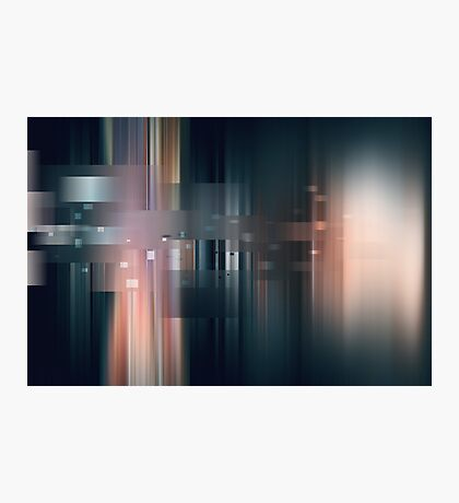 Cathedrals in B-Major Photographic Print