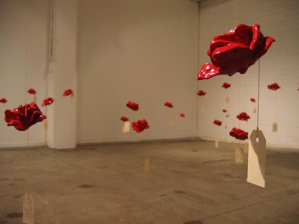 A rose has no teeth by Sallyrose