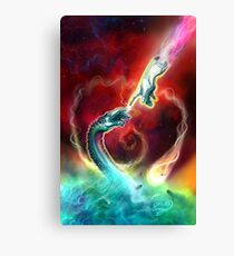 Gods/Monsters Canvas Print