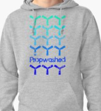 Propwashed Bullnose Prop Blues Pullover Hoodie