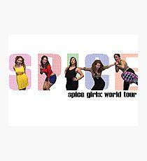 Spice Girls Photographic Print
