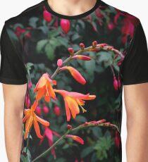 Vibrant  Graphic T-Shirt