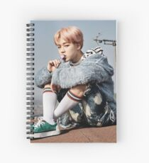 BTS YNWA Jimin Spiral Notebook