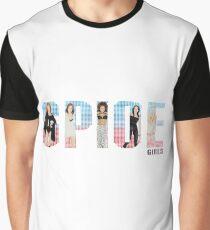 Spice Girls Graphic T-Shirt