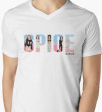 Spice Girls Men's V-Neck T-Shirt