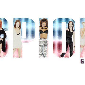 Spice Girls by hadetea