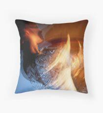 Splitrum 01 Throw Pillow