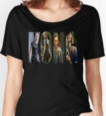 Hiddles Kong Women's Relaxed Fit T-Shirt