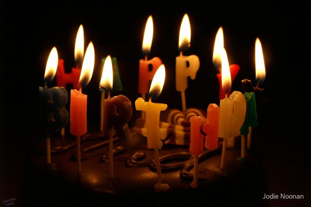 Happy Birthday by Jodie Noonan