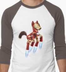 Iron Pony Men's Baseball ¾ T-Shirt