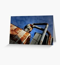 blue Sky Joinery Greeting Card