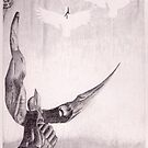pencil drawing by Christian Lindberg