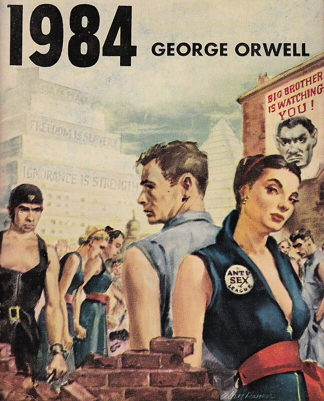 an assessment of the society in the novel 1984 by george orwell The role of media in the society presented in the novel by george orwell, 1984 cannot be underestimated nor can the commentary about the possible future in the novel be ignored.