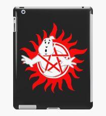 SPN Ghostbusters iPad Case/Skin