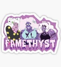 Pretty in Pastel Goth Sticker