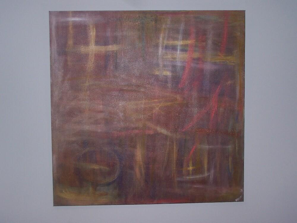 Hidden colours of Chaos (Kaos) by Matai (Max) Volau