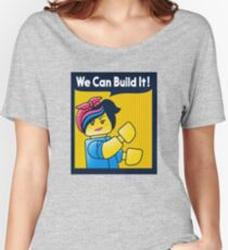 Build it! Women's Relaxed Fit T-Shirt