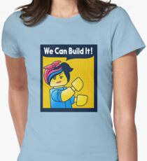 Build it! Women's Fitted T-Shirt