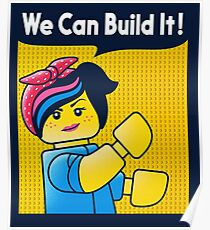 Build it! Poster